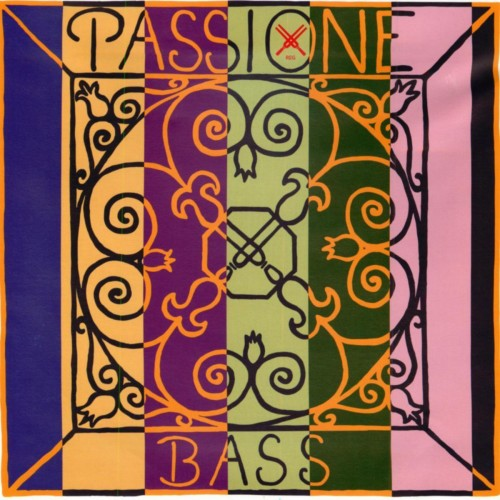 Cuerda Contrabajo Pirastro Passione Soloist