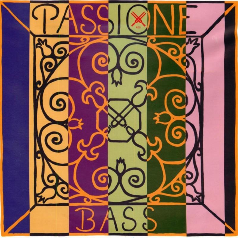 Double Bass String Pirastro Passione Soloist