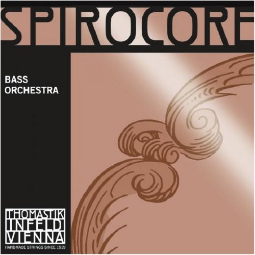 Cuerda Contrabajo Thomastik Spirocore Orchestra