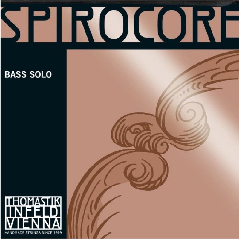 Double Bass String Thomastik Spirocore Solo