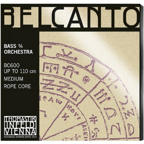 Cuerda Contrabajo Thomastik Belcanto Orchestra