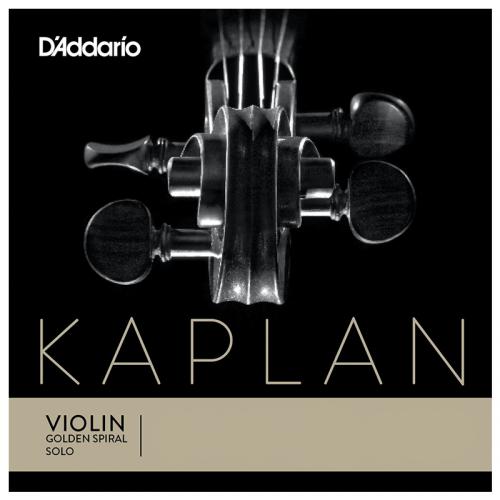 Cuerda Violín D'Addario Kaplan Golden Spiral