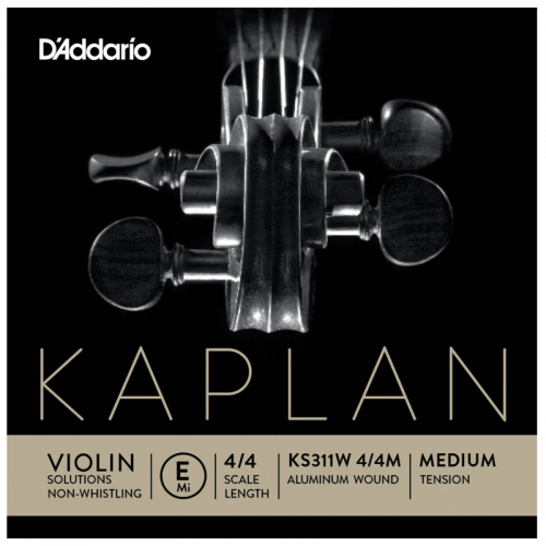Violin String D'Addario Kaplan Solutions