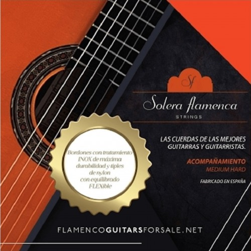 Guitar Strings Solera Flamenca