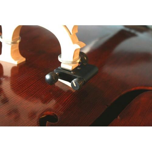 Pinza David Gage The Realist Soundclip para contrabajo