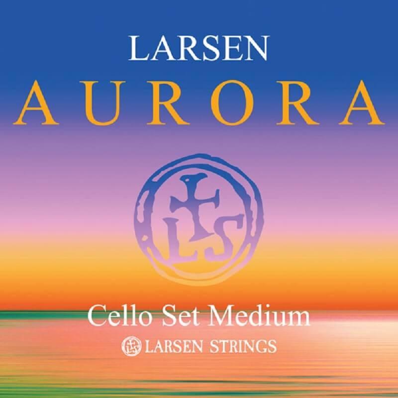 Cuerda Cello Larsen Aurora