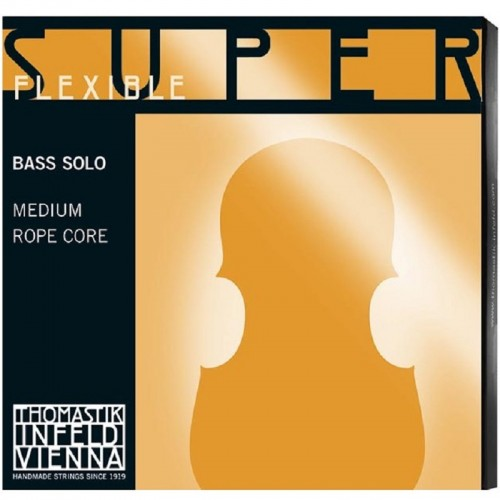 Double Bass String Thomastik Superflexible Solo