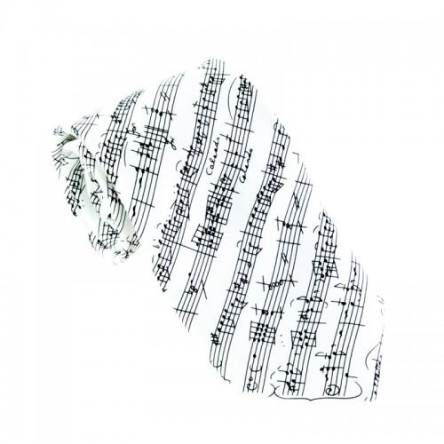 Corbata seda Mozart