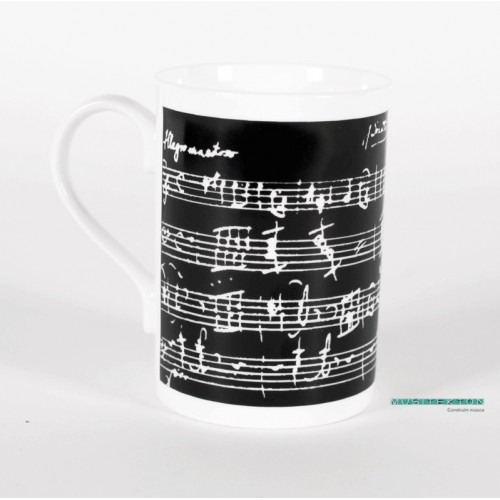 Mug Mozart music MZM