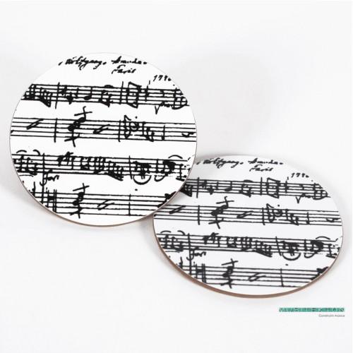 Posavasos Mozart