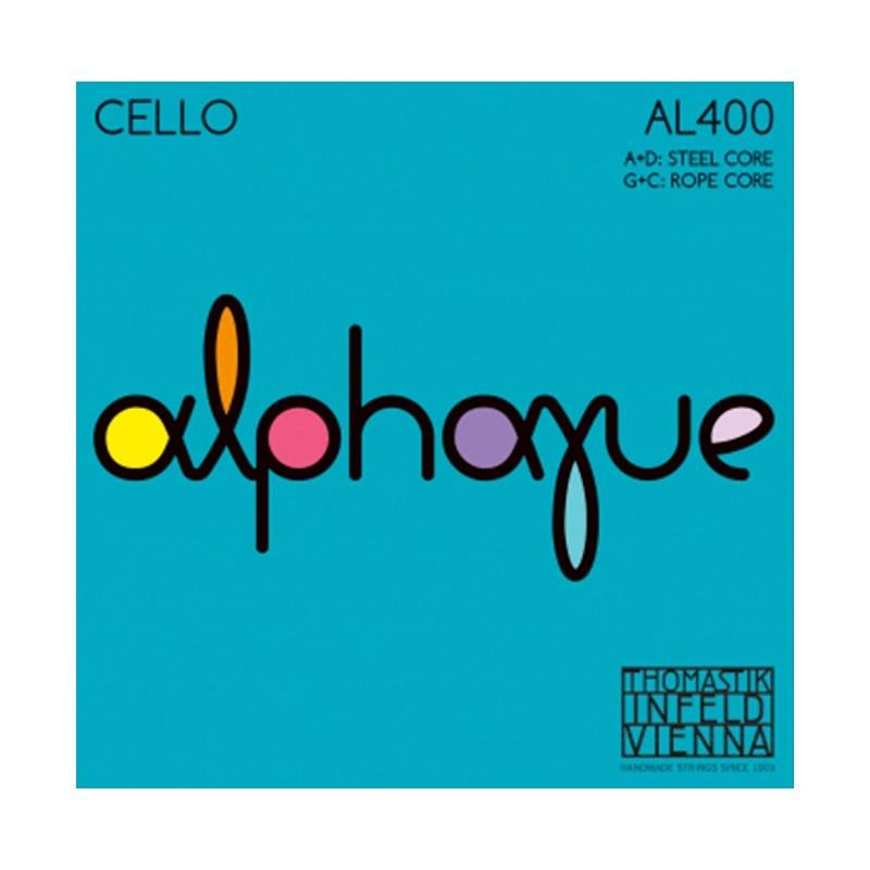 Cuerda Cello Thomastik Alphayue