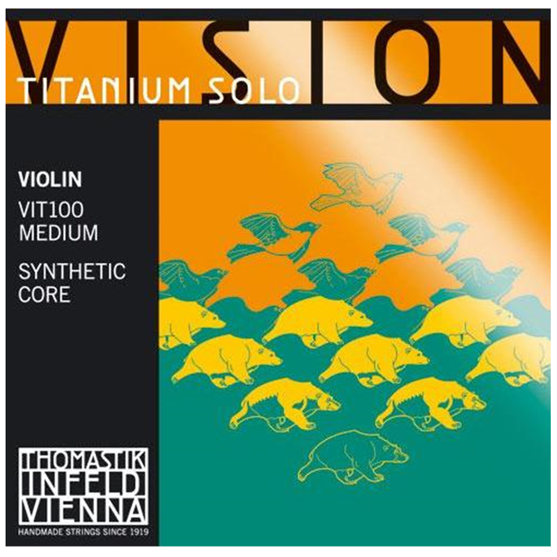 Corda Violí Thomastik Vision Titanium Solo