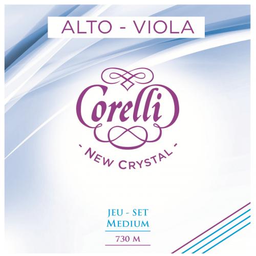 Viola String Corelli New Crystal