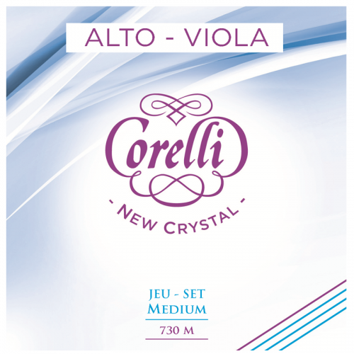 Viola String Corelli New Crystal
