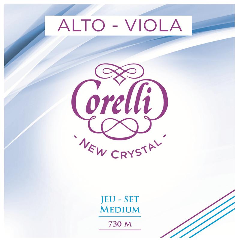 Cuerda Viola Corelli New Crystal