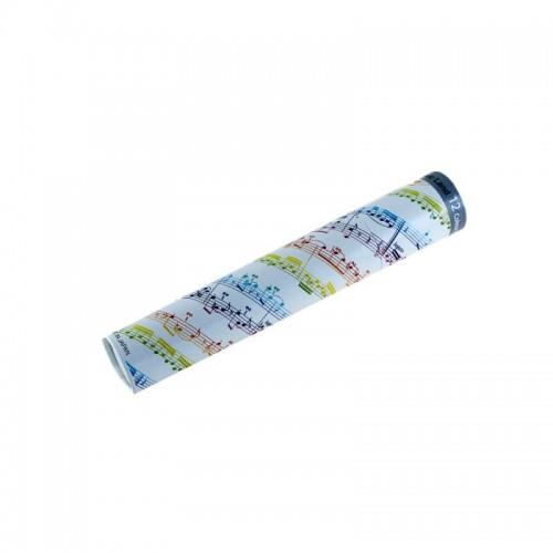 Lápices de colores en cilindro