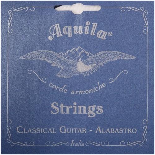 Cuerdas Guitarra Aquila Alabastro