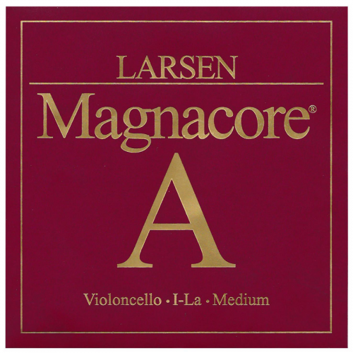 Cello strings Larsen Magnacore