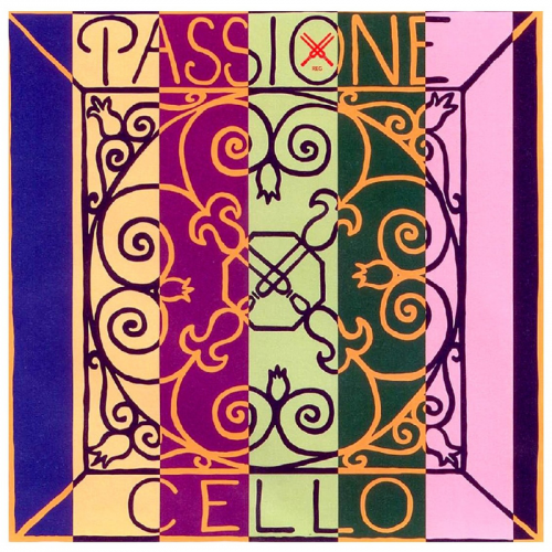 Cello strings Pirastro Passione