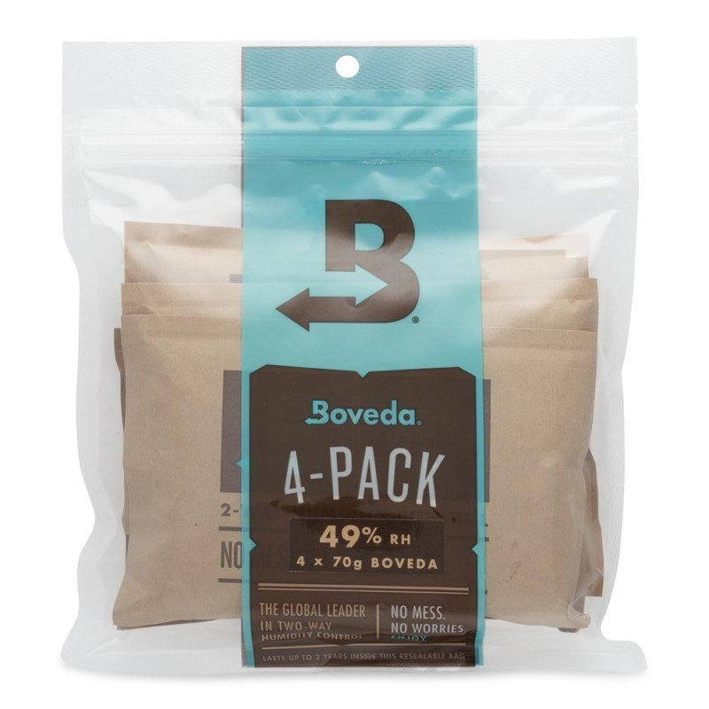 Boveda Pack 4 unidades