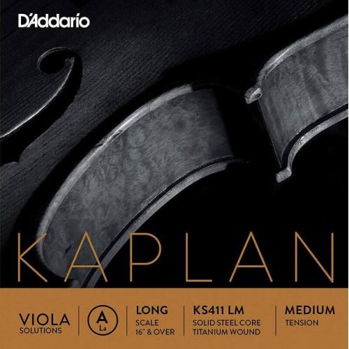 Viola String D'Addario Kaplan Solutions
