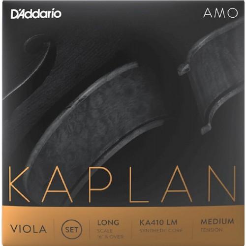 Viola String D'Addario Kaplan Amo