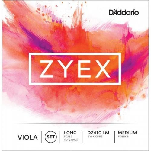 Viola String D'Addario Zyex