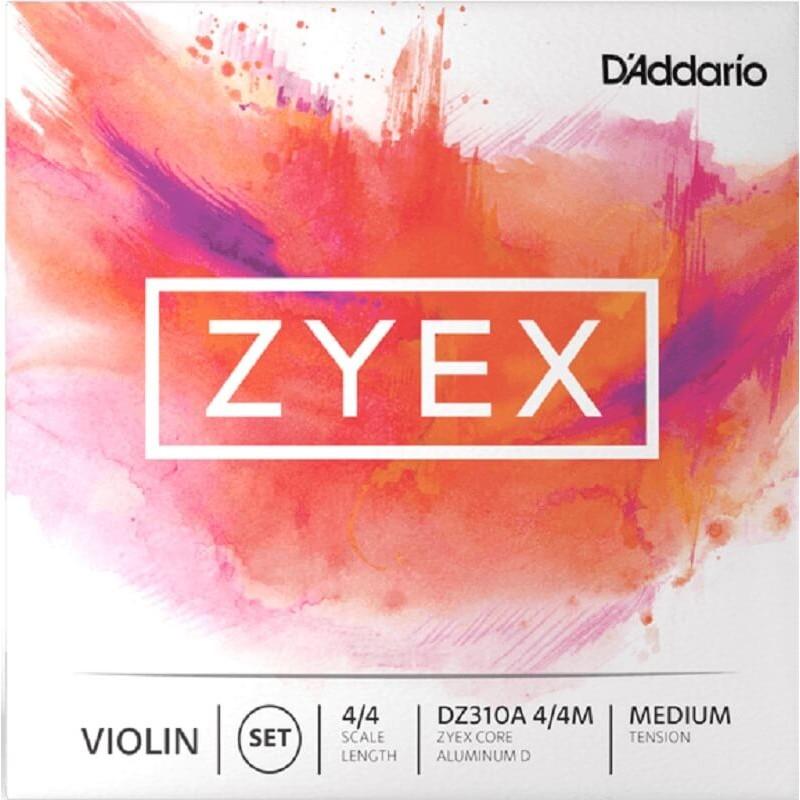 Cuerda Violín D'Addario Zyex