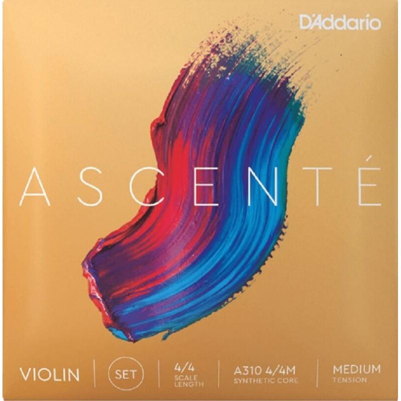 Cuerda Violín D'Addario Ascenté