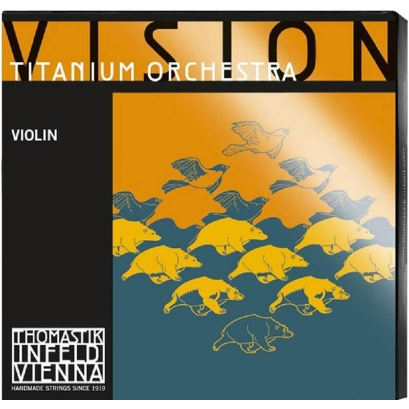 Cuerda Violín Thomastik Vision Titanium Orchestra