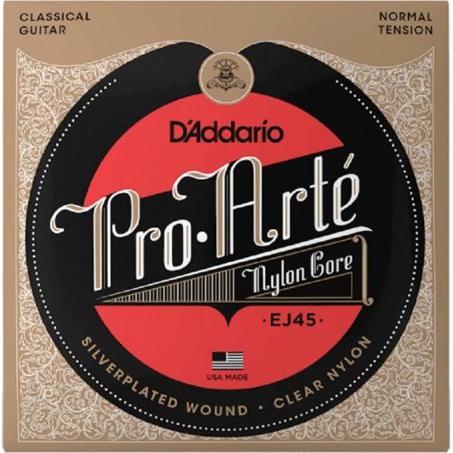 Guitar Strings D'Addario Pro-Arte EJ-45