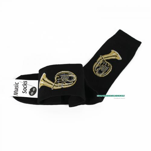 Socks tenor horn