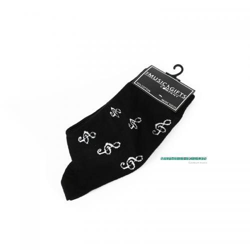 Calcetines claves de sol