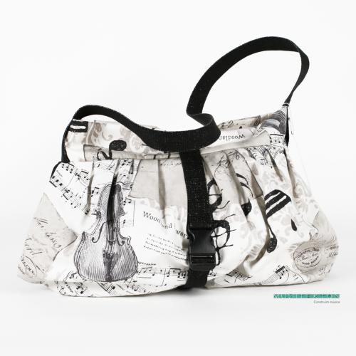 Bag Verdi I Musitekton by Tina Gran