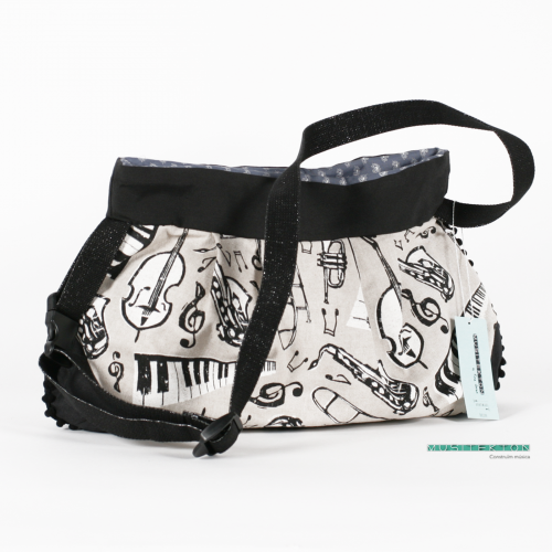 Bag Debussy II Musitekton by Tina Gran