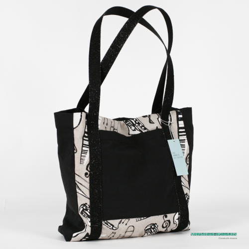 Bag Beethoven I Musitekton by Tina Gran