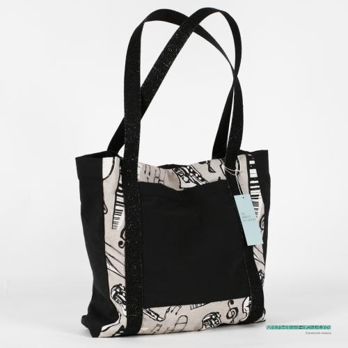 Bag Beethoven I Musitekton by Tina Gran