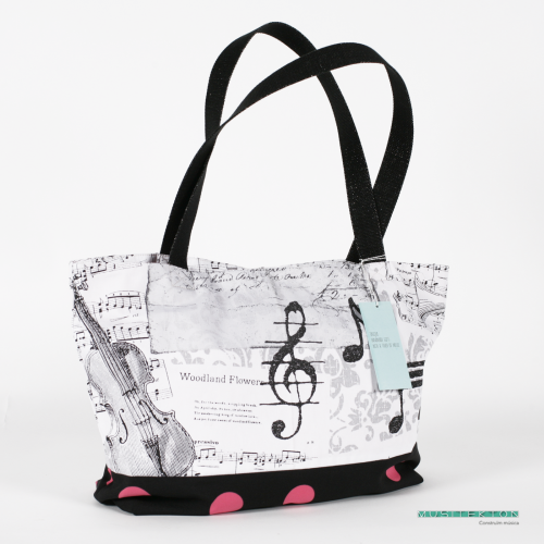 Bag Haydn IV Musitekton by Tina Gran