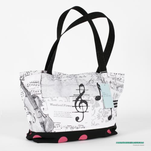 Bolsa Haydn IV Musitekton by Tina Gran
