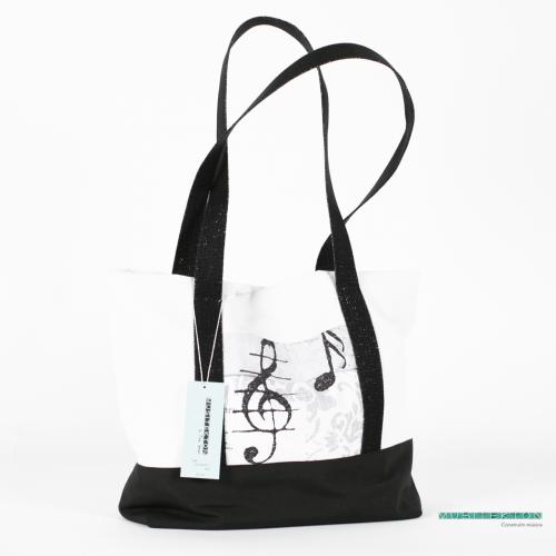 Bag Bach IV Musitekton by Tina Gran