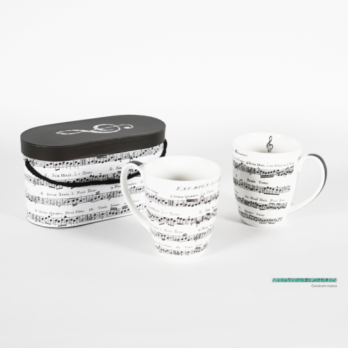 Mug Adagio set of 2