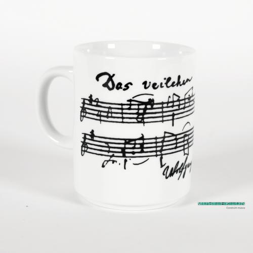 Mug Mozart K-52
