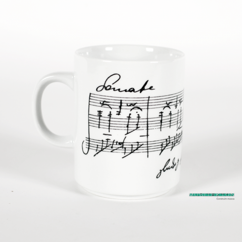 Taza Beethoven