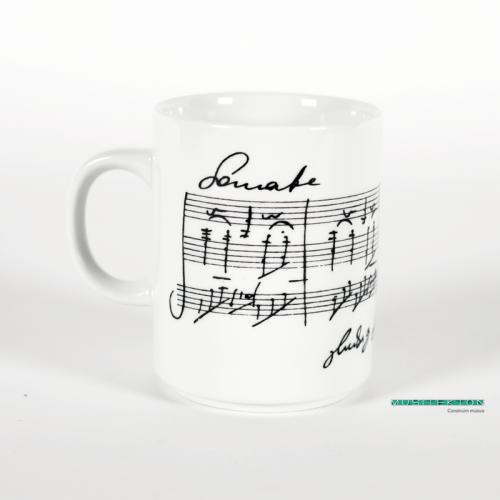 Taza Beethoven K-510