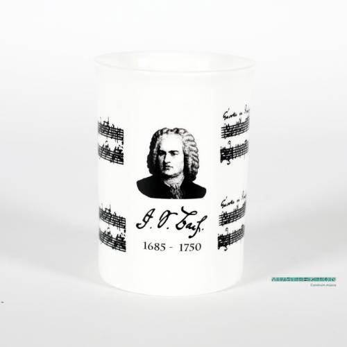 Tassa retrat Bach