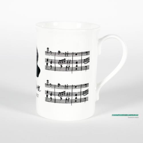 Tassa retrat Beethoven