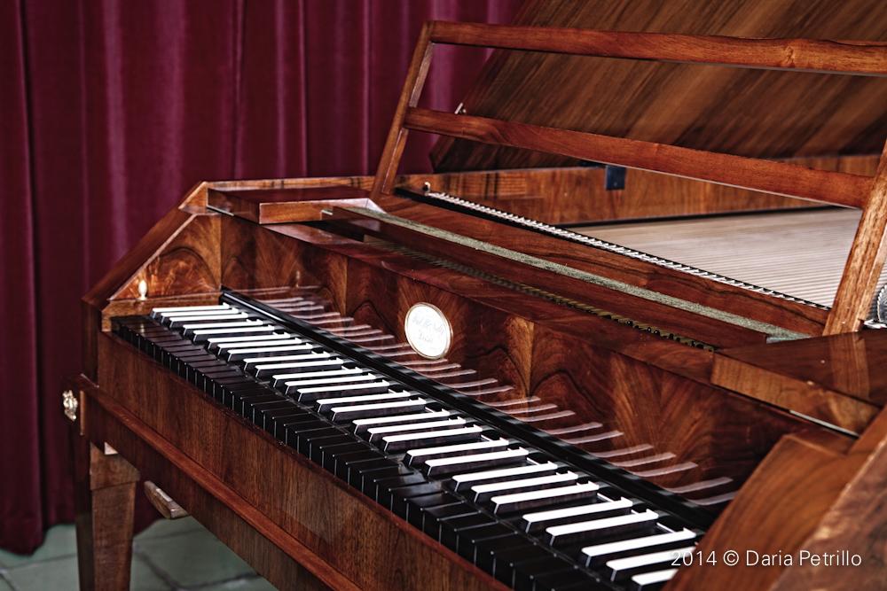 Fortepiano Walter & Sohn